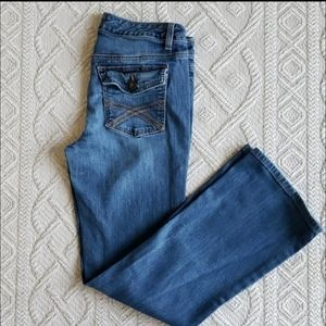 Tommy Hilfiger EUC Freedom Bootcut Jeans Size 8